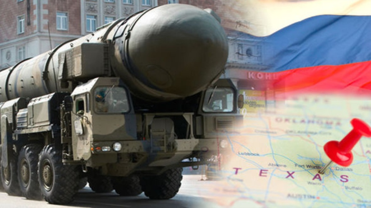 Russia to test 'Satan 2' nuclear missile so powerful it could destroy TEXAS or FRANCE