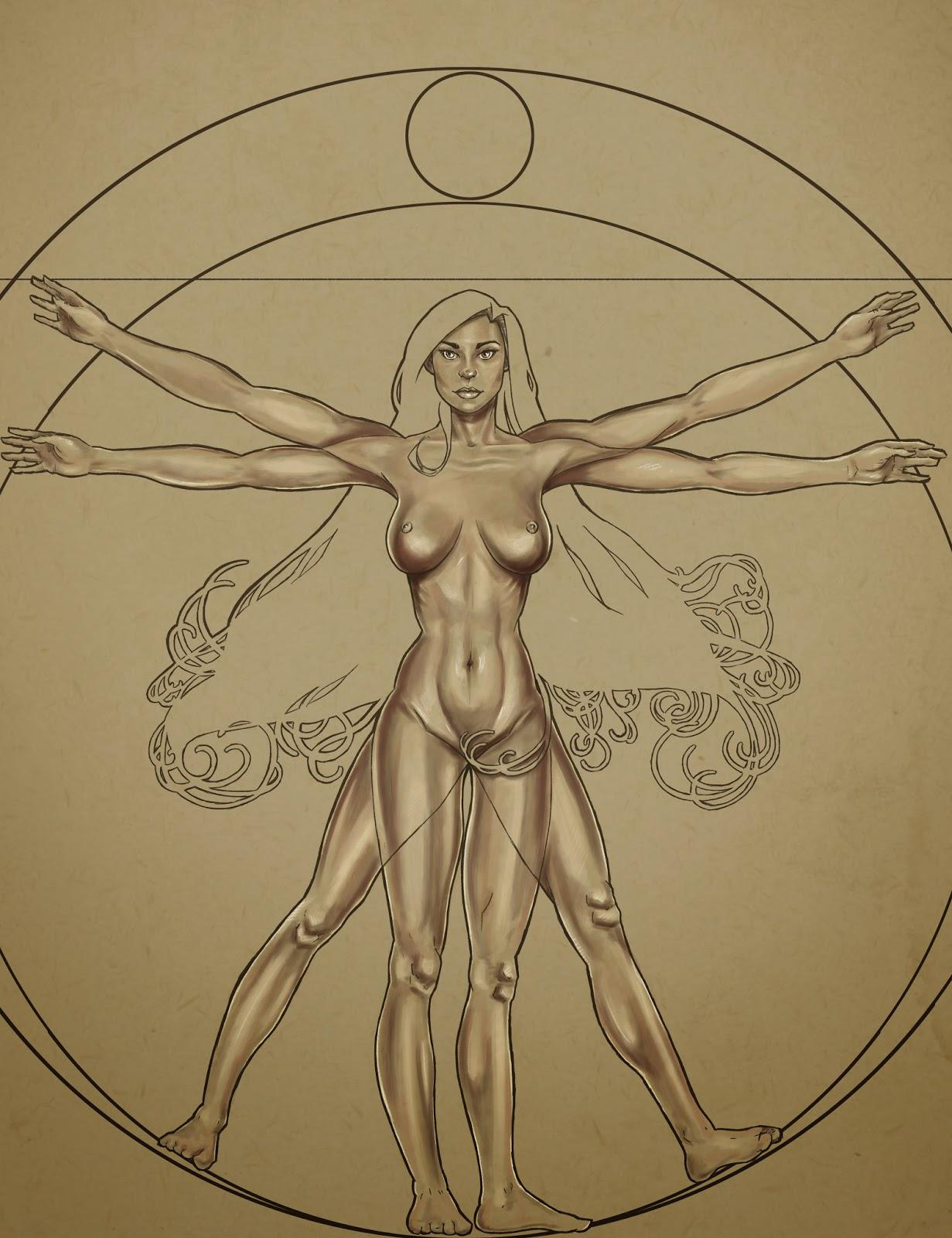 The JOB for Every Cosmic Man and Vitruvian Woman – On a scriptural controversy