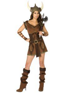 womens viking costume 210x300 If Youre White, Halloween is Racist (According to the Left) womens viking costume