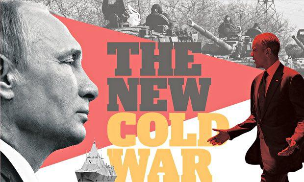 Cold war Putin and Obama 010 The Race that Apparently Wasnt Won: the US is Taking the Cold War Off Ice