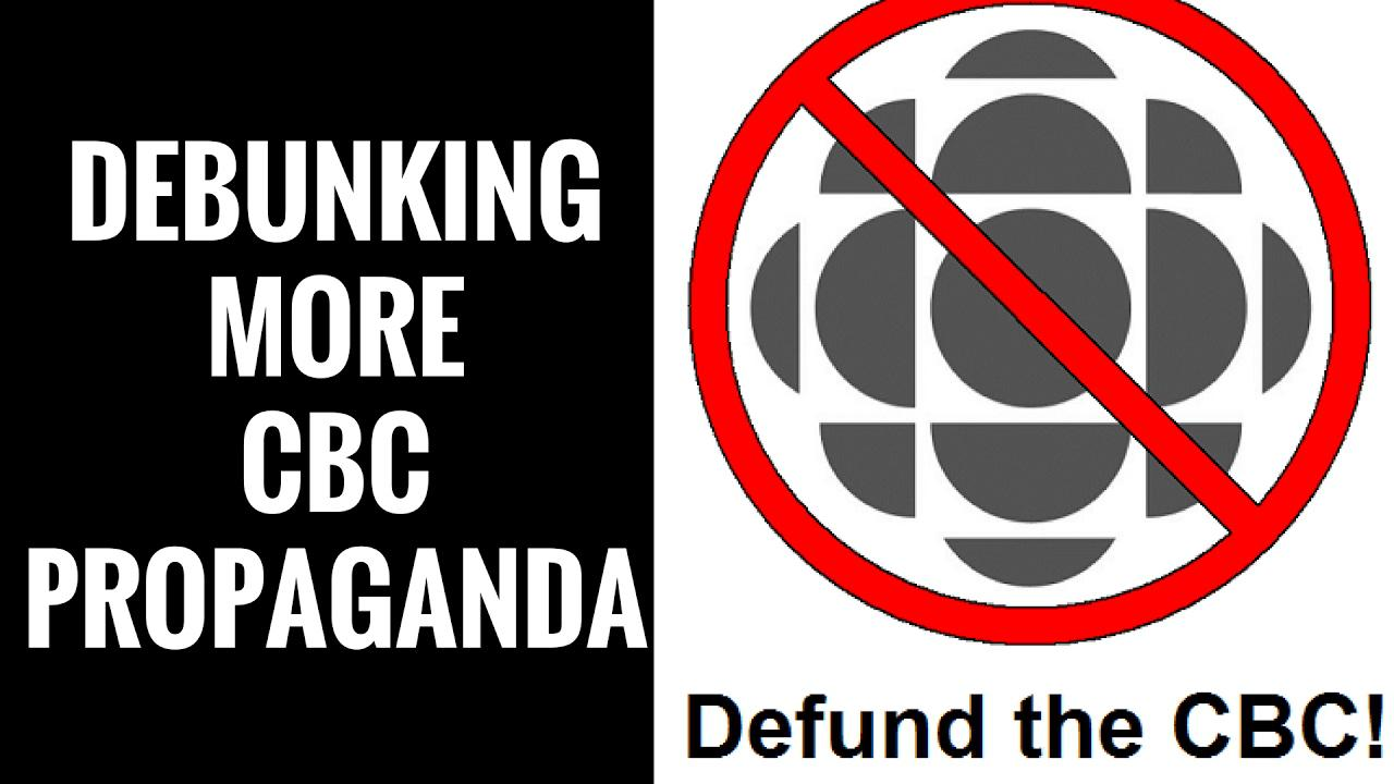 More CBC Propaganda: Is CBC Worse Than CNN?
