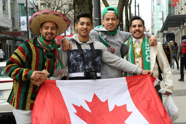 mexico vs canada fifa qualifying match Quebec Sells Out: The Price Of Legal Status In Canada