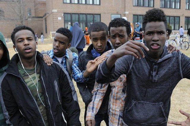 Teenage Muslim Refugees Wreak Havoc at Housing for Lack of Game Consoles and Pocket Money