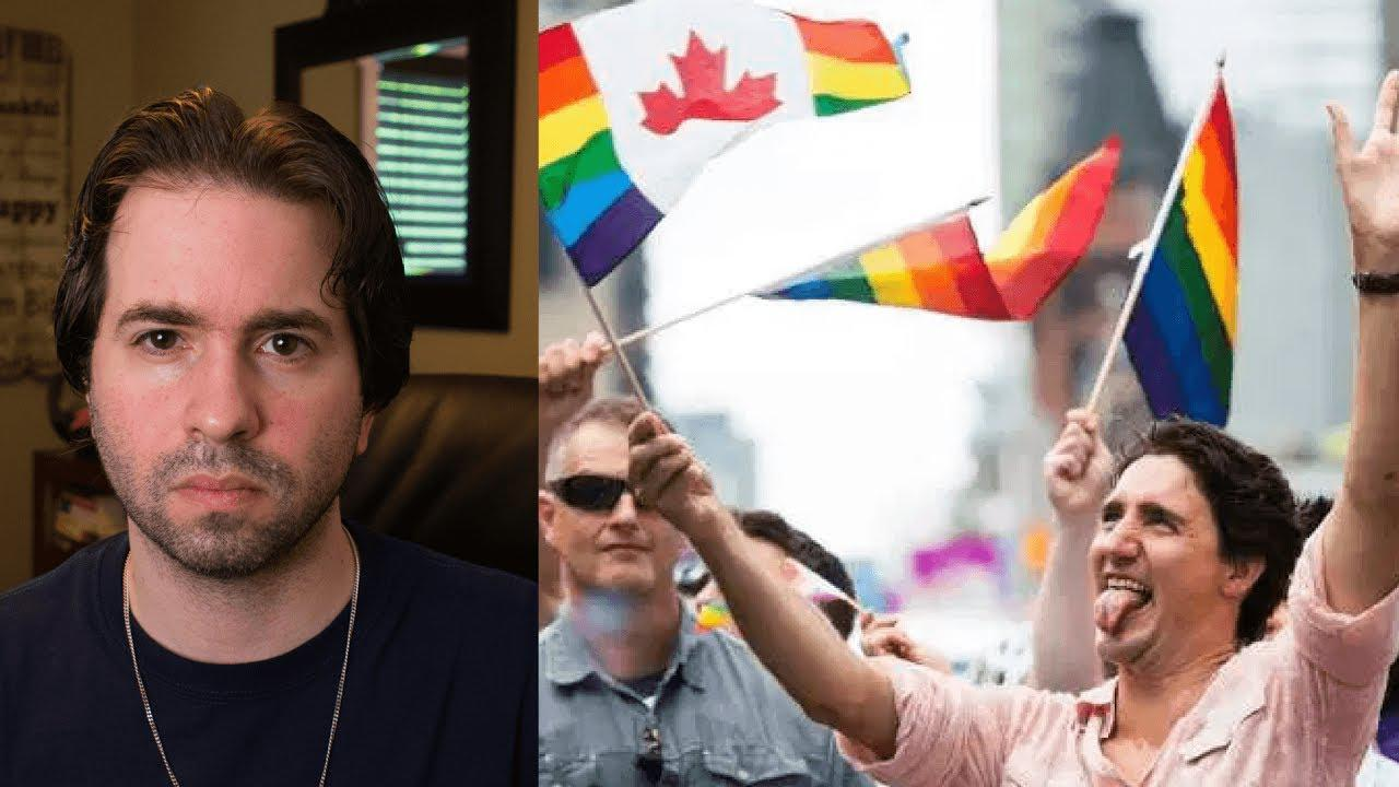 VIDEO: Canada Day – Justin Trudeau Is A Libtard