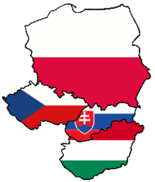 220px Visegrad group Go East, Young Man!