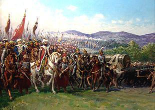 Conquest of Constantinople Zonaro Go East, Young Man!