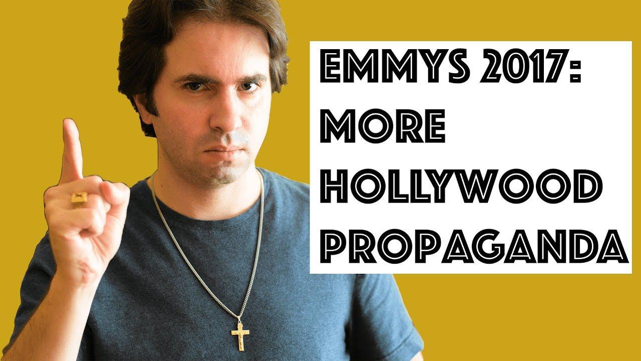 VIDEO: Hollywood Bubble Propaganda (2017 Emmys)