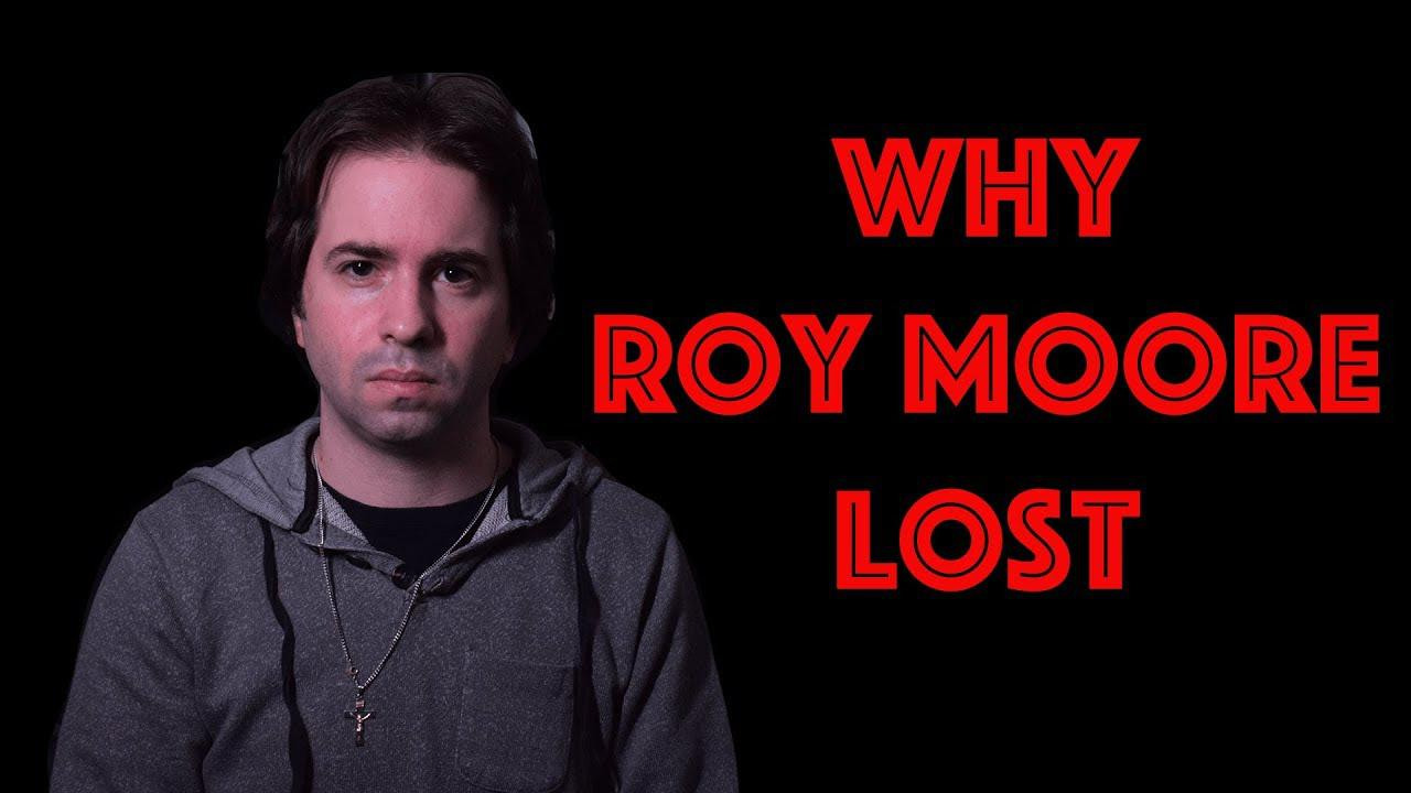 VIDEO: Why Roy Moore Lost