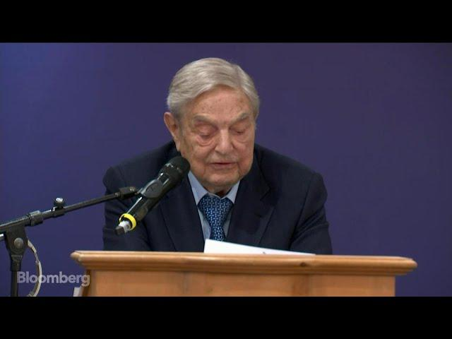 George Soros: Facebook and Google a menace to society