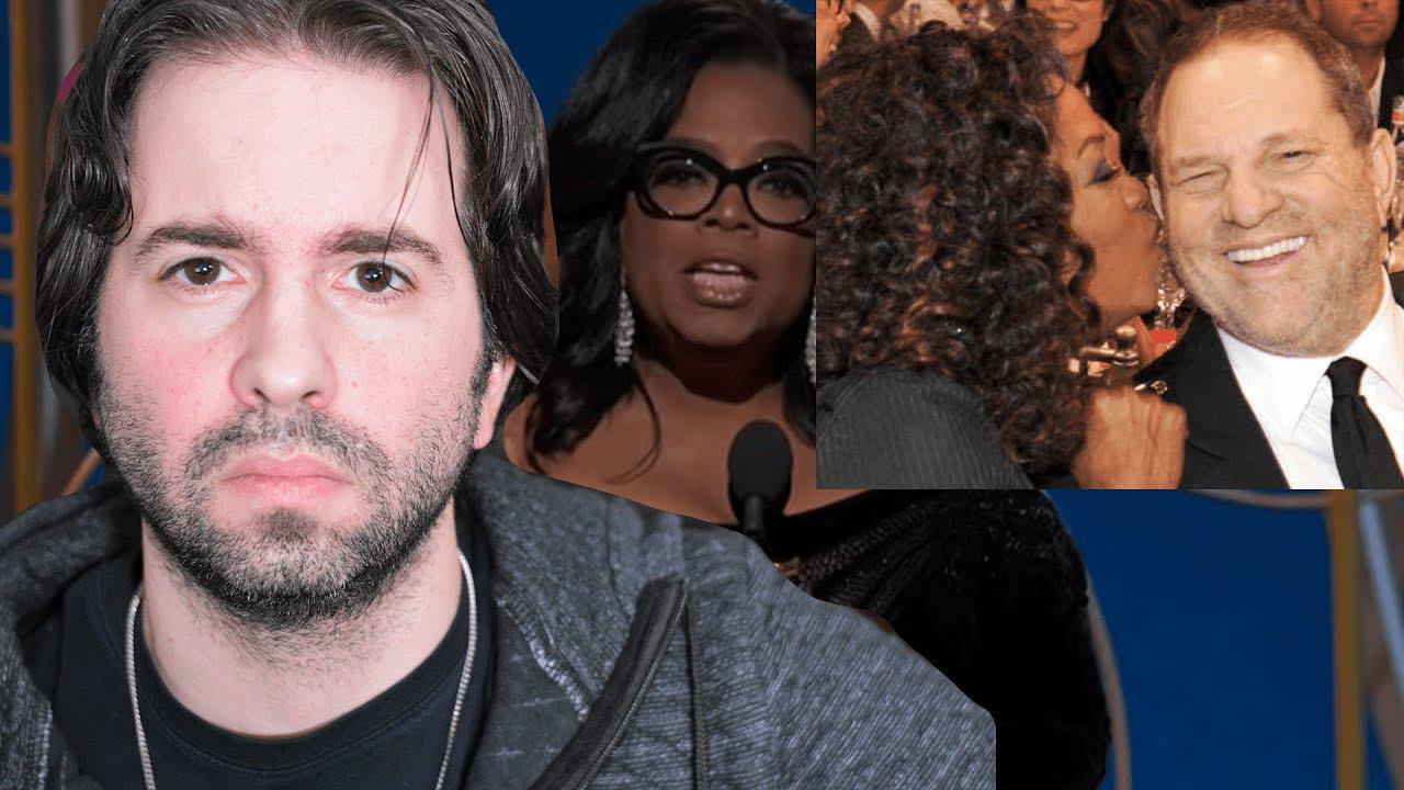 Oprah's Deceitful Golden Globes Speech