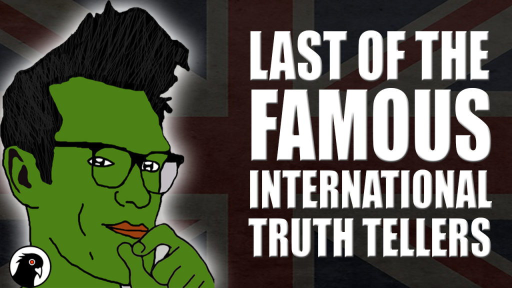 Morrissey 1024x576 Morrissey: Last of the Famouse International Truth Seekers