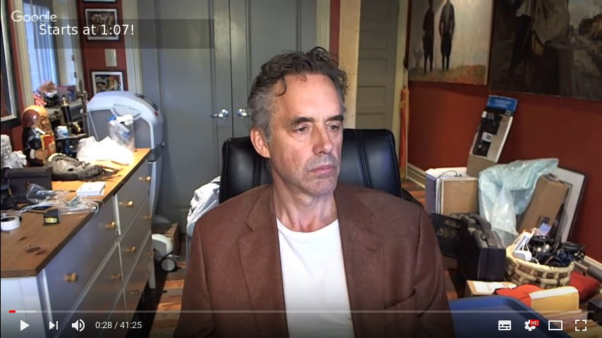 767 Jordan Peterson: The Unexpected SAVIOR/VILLAIN: Warts & ALL
