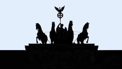 BERLIN:  Führerbunker to the REICHSTAG